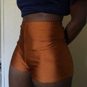 Urban Outfitters Shorts - High waist shorts